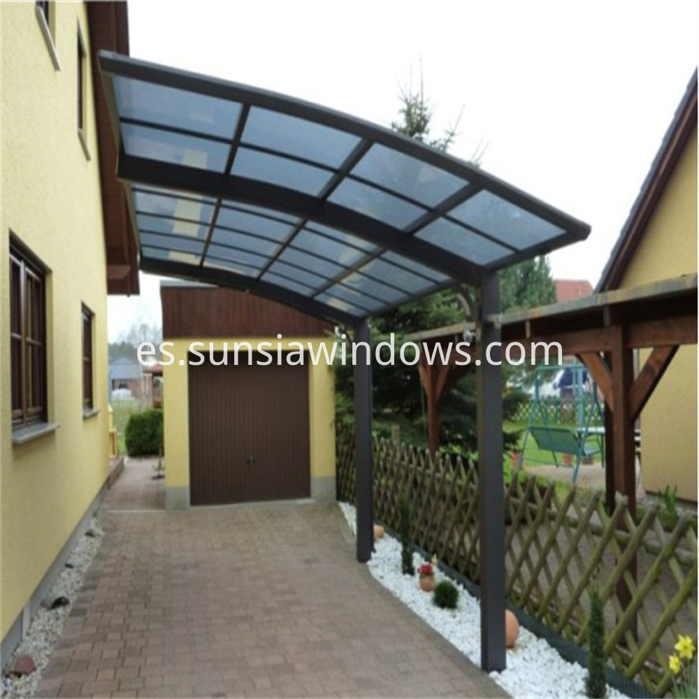 Aluminum Outdoor Carport