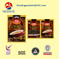 Resealable Zipper Coffee Stand up Pouches with valve