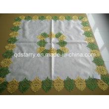 Зеленый Цвет Кружева Скатерть St16-17
