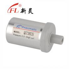 Qgt Good Price Compact Pneumatic Cylinder