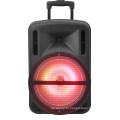 12 дюймов портативный багажника динамик на батарейках с Bluetooth Акустическая система с USB/SD запись с FM-радио и USB/SD и USB-плеер Ф12-1