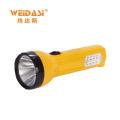 Latest home essential mini high power solar flash light for sale