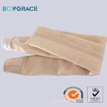 Plastique et catalyseur pochette filtrante industrielle DT