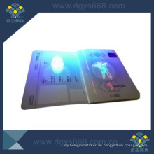 UV-Ink-Sicherheitspapier Dokumentendruck