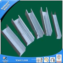 Kundenspezifisches Stahlprofil für Metallindustrie