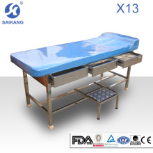 X13 Medical Clinical Adjustable Examination Table With Drawers