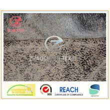225D Warp Suede Bronzing ткань для одежды (ZCGF100)