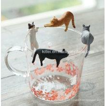 Juguetes plásticos Cup Toy Side Decoration