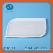 custom porcelain dinner plate for sale