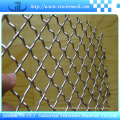 Decorative Stainless Steel Crimped Woven Mesh