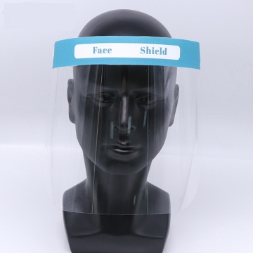 Hospital Full Face Protection Shield Mask