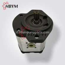 OEM235383000 Putzmeister PM Agitator Gear Pump