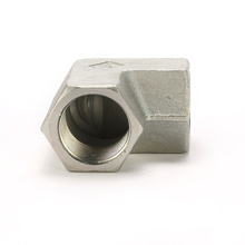 Professional fitting supplier female bsp elbow socket pipe fittings