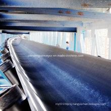 DIN Standard Curved Conveyor Belt for Mining Material Handling