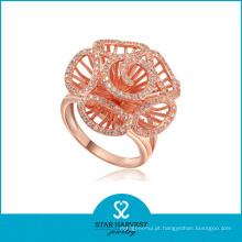 Venda Por Atacado jóias de prata anel de prata (r-0001)