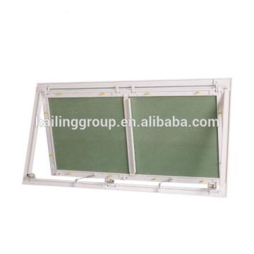 Panel de acceso de paneles de yeso de aluminio Knuaf Stype con cerradura de muelle