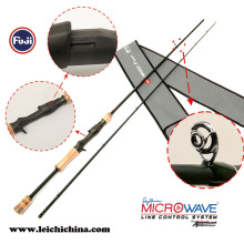 in Stock Micro-Wave Line Control Megafight Casting Rod