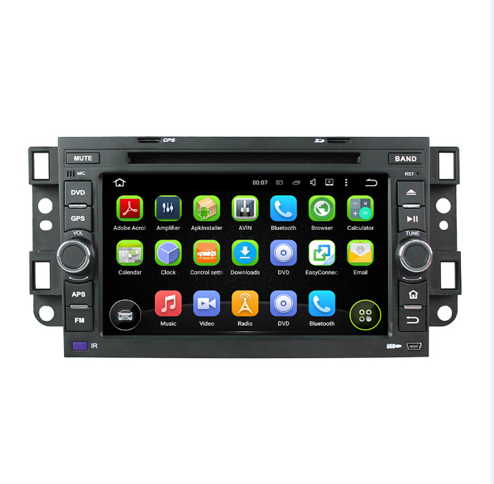 Chevrolet Android Car Multimedia Player
