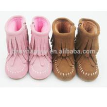 Los zapatos del niño del bebé del invierno calientan los cargadores de los niños y los cargadores de los cabritos al por mayor