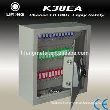 Electronic key storage box,key safe,key cabinet,key box with 55 and 76 hooks inside