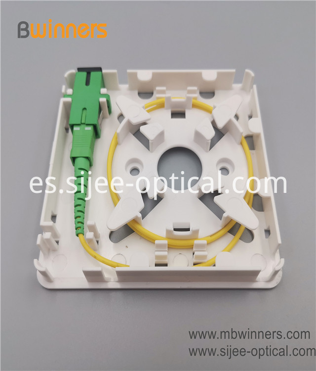 Fiber Demarc Box
