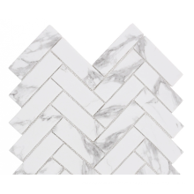 Mosaico de mármore para piso de cozinha