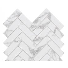Мраморная мозаика для пола кухни