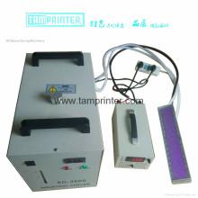 Secadora UV LED Mini portátil de la placa del MDF