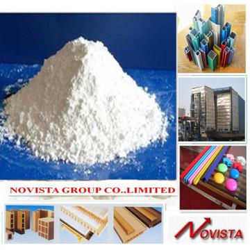 Estabilizador de zinc y calcio para perfiles de PVC