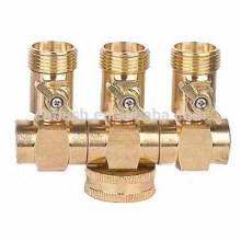 Experiência rica conector de válvula de venda quente de alta qualidade