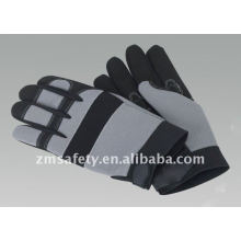 Padded sport utility gloves with synthetic leather ZM896-H