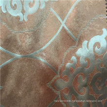 Jacquard Blackout Curtain Fabric in China