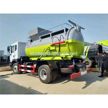 Dongfeng Electric Fuel Type truk sampah kecil