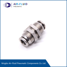 Air-Fluid  Bulkhead Union Push in  Fittings