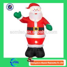 ¡Feliz Chriatmas! Inflatable santa decoration in christmas para la venta