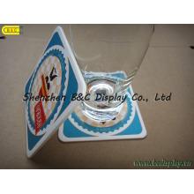 Espessura de alta qualidade de 2mm da porta do papel absorvido com impressão dobro da cara 4c com GV (B & C-G097)