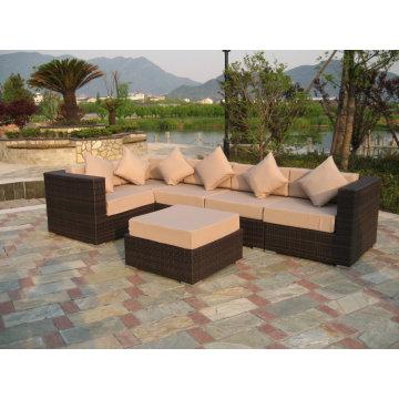 Garden Furniture Latest Design Modern Rattan Sofa
