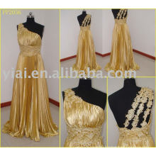2013 Sexy One Shoulder Long Evening Dresses PP2056