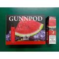 Hot sale Australia Gunnpod 2000 Puffs Disposable Vape