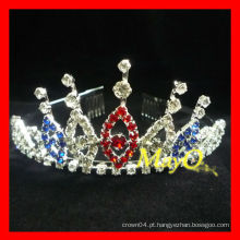 Pequena Patriótica concerto tiara
