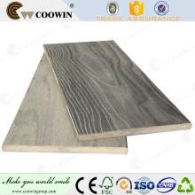 Co-extrusion temporaire bois composite en plastique clôture clôture