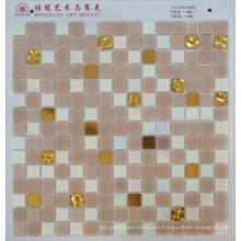 Mosaico Iridium Cristal