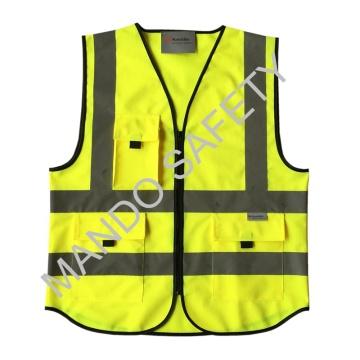 3 м Светоотражающая лента безопасности с карманами