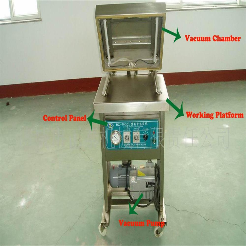 Electric Fresh Seal Sausage Packing Machine