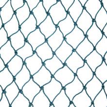 Long Life HDPE Anti Jellyfish Rhombus Mesh Type Fishing Net