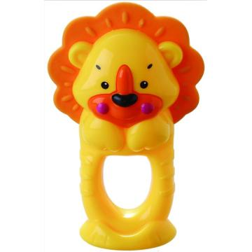 Baby Mandi Cincin Toy Lion Teether Bell Toy