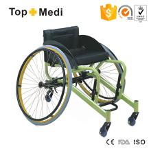 Topmedi Medical Aluminum Badminton Sports Wheelchair