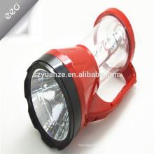 Voyant d'urgence LED rechargeable et économie d'énergie
