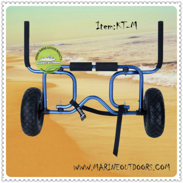 Canoa Kayak Trolley, plegable Kayak Trolley / Kayak Cart / Canoe Dolly