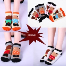 New Style Spring and Autumn Boys and Girls Cartoon Socks